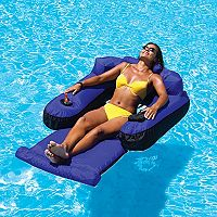 Swimline Ultimate Inflatable Lounger Pool Float