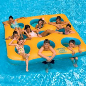 Swimline Labyrinth Island Inflatable Pool Float