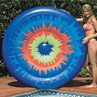 Swimline Tie-Dye Island Inflatable Pool Toy