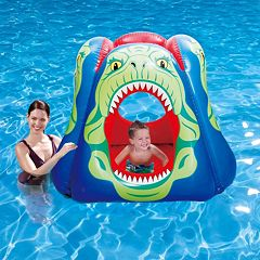 Blue Wave Piranha 63-in. Floating Pool Habitat
