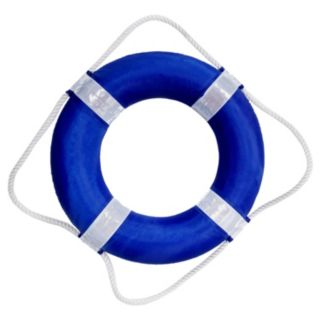 Blue Wave Pool Swim Lifesaver Ring