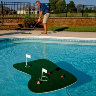 Blue Wave Aqua Golf Backyard Golf Game