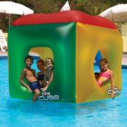 Swimline Cube Inflatable Pool Toy