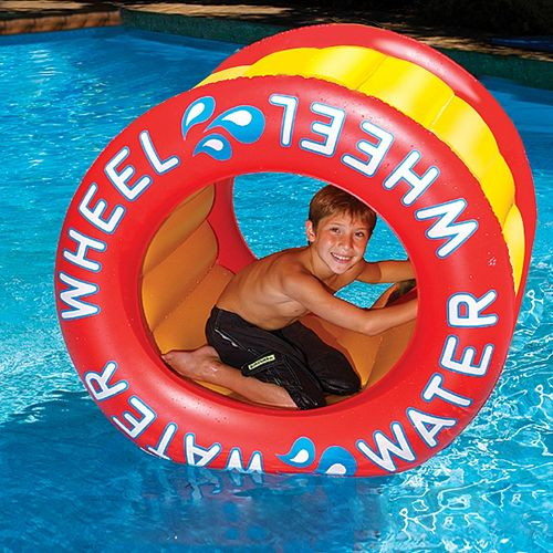 Swimline Water Wheel Inflatable Pool Toy