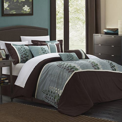 Evan 8-pc. Comforter Set