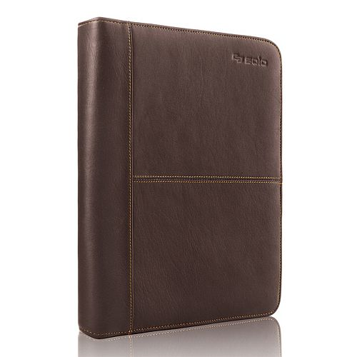 Solo Premiere Leather Universal 11-inch Tablet Padfolio Case