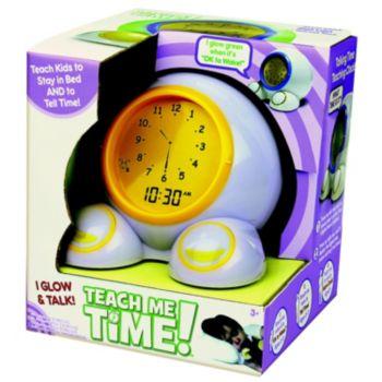 Onaroo Teach Me Time! Talking Alarm Clock