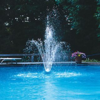 Swimline Blossom Triple Tier Floating Fountain for Pools