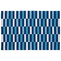 Kaleen Matira Rectangles Indoor Outdoor Rug