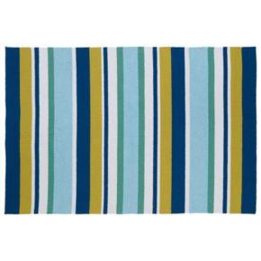 Kaleen Matira Stripes Indoor Outdoor Rug