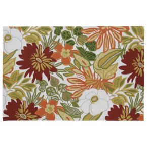 Kaleen Matira Begonia Indoor Outdoor Rug