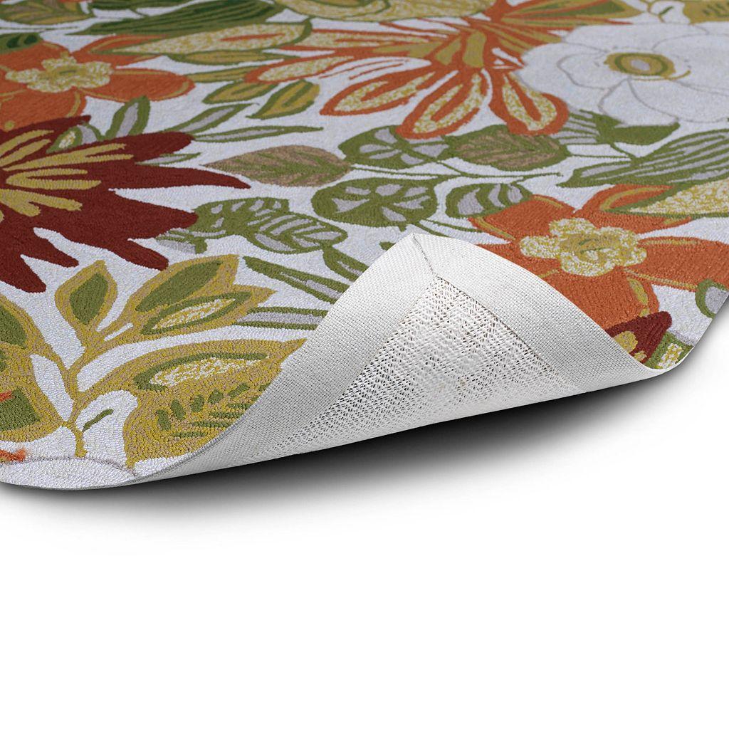 Kaleen Matira Begonia Indoor Outdoor Rug