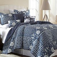 Zion 6 pc Reversible Quilt Set