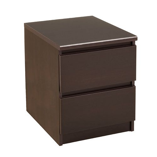 Tvilum Scottsdale 2-Drawer Coffee Nightstand