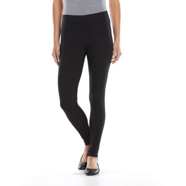 Sonoma Goods For Life Stretch Leggings Women S