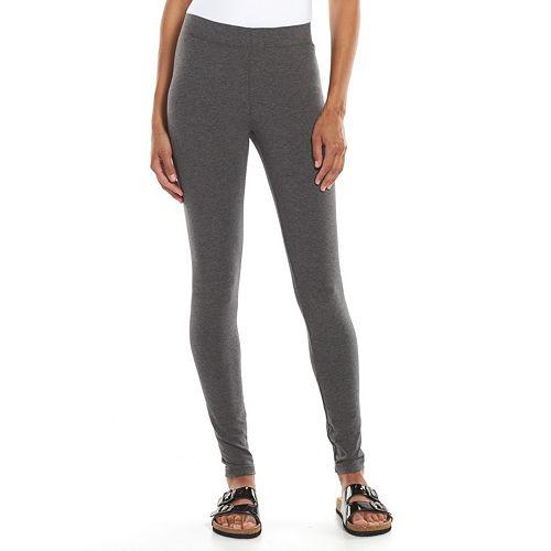 SONOMA Goods for Life™ Midrise Stretch Leggings - Women's