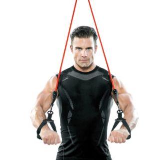 Bionic Body Resistance Band Tube - 60 lbs.