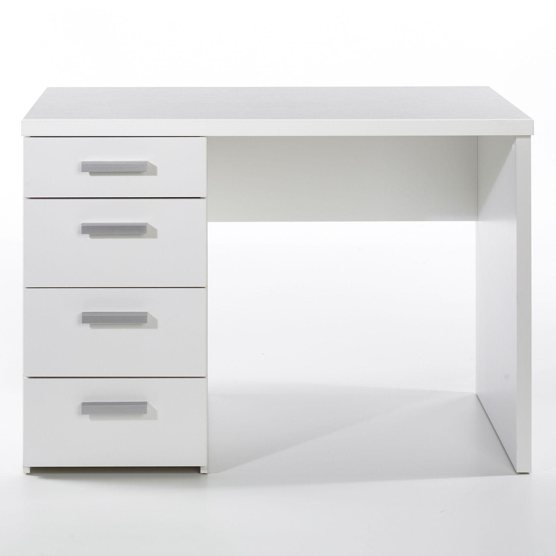 Tvilum Whitman Plus 4 Drawer Desk