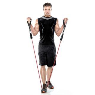 Bionic Body Resistance Band Tube - 70 lbs.