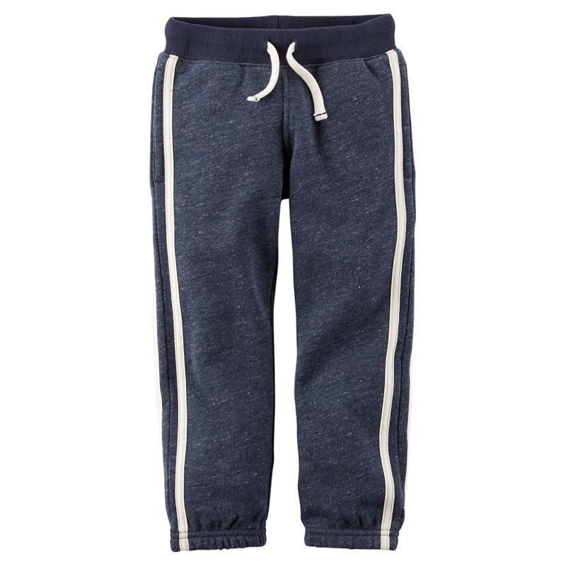 Carter's Stripe French Terry Sweat Pants - Boys 4-8