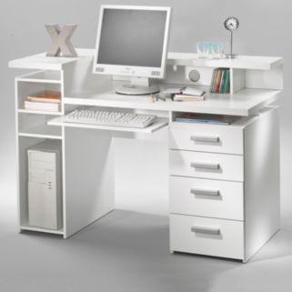 Tvilum Whitman Plus Computer Desk
