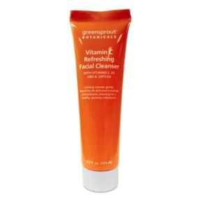 GreenSprout Botanicals Vitamin C Refreshing Facial Cleanser