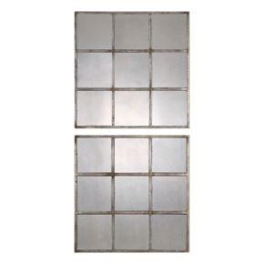 Derowen Squares 2-piece Wall Decor Set