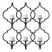 Zakaria Candle Wall Sconce