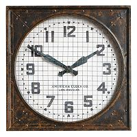 Grill Warehouse Wall Clock