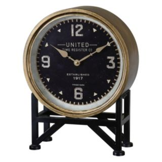 Uttermost Shyam Table Clock