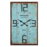 Uttermost Antique Wall Clock