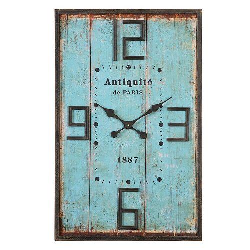 Uttermost Antique Wall Clock