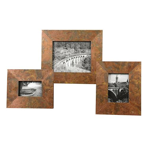 Uttermost Ambrosia 3-piece Photo Frame Set