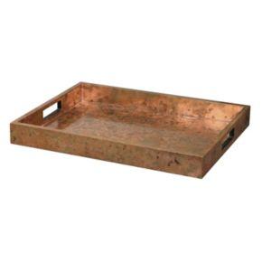 Ambrosia Copper Decorative Tray