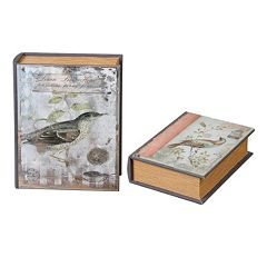 Candan 2 pc Book Box Set