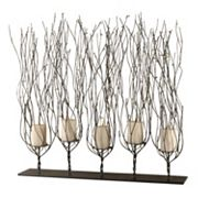Fedora Branch Candle Holder Stand