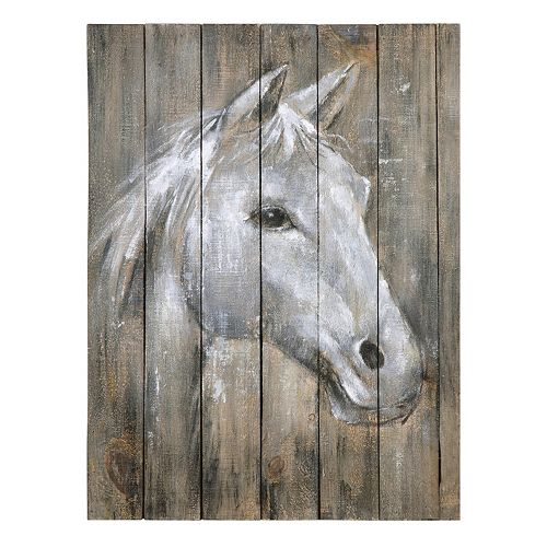''Dreamhorse'' Wall Art by Grace Feyock