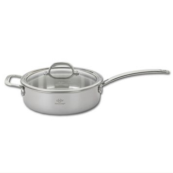 Lenox Tri-Ply Clad 18/10 Stainless Steel 3.5-qt. Saute Pan