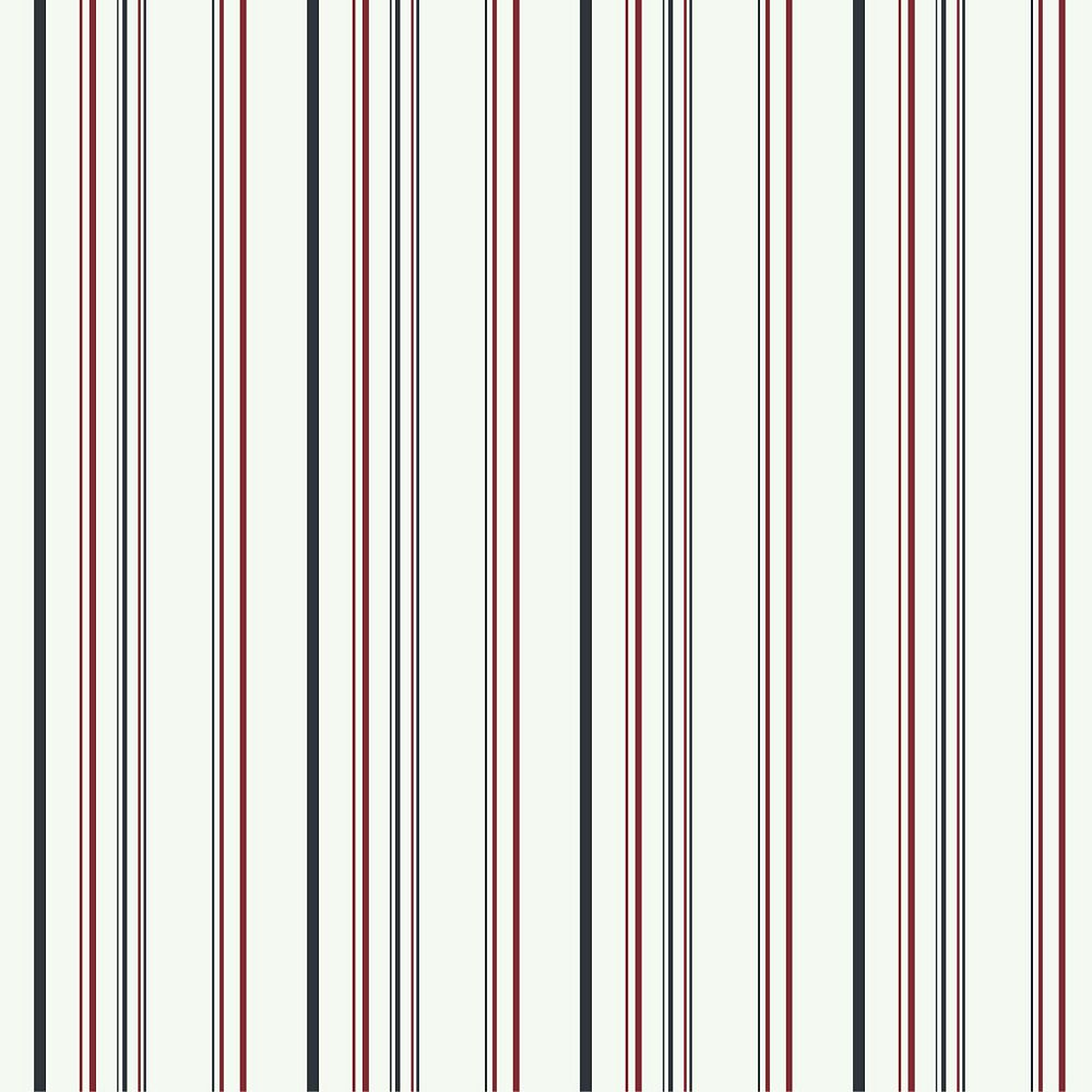 Disney Multi Stripe Removable Wallpaper