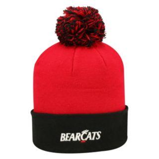 Adult Top of the Wold Cincinnati Bearcats Knit Pom Pom Hat