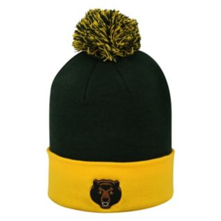 Adult Top of the World Baylor Bears Pom Knit Hat