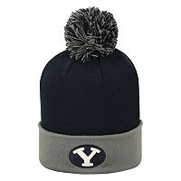 Adult Top of the Wold BYU Cougars Knit Pom Pom Hat