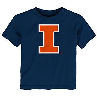 Toddler Illinois Fighting Illini Team Logo Tee