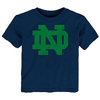 Notre Dame Fighting Irish Team Logo Tee - Toddler