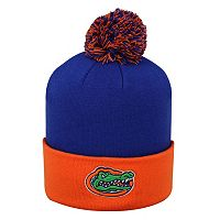 Adult Top of the World Florida Gators Pom Knit Hat