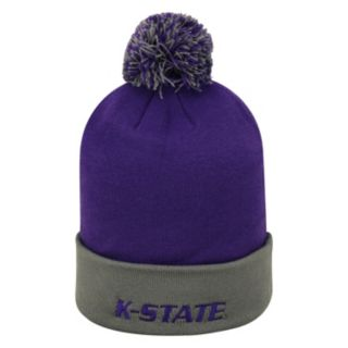 Adult Top of the World Kansas State Wildcats Pom Knit Hat