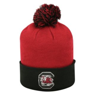 Adult Top of the World South Carolina Gamecocks Pom Knit Hat