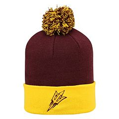 Adult Top of the World Arizona State Sun Devils Pom Knit Hat