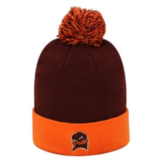 Adult Top of the World Virginia Tech Hokies Pom Knit Hat