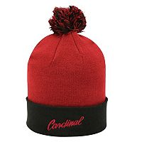 Adult Top of the Wold Stanford Cardinal Knit Pom Pom Hat